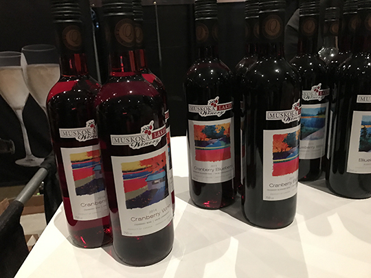 gourmet-food-and-wine-expo-5, Gourmet Food and Wine Expo, Mukoka Wineries, cranberry wine
