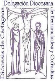 logo DELEGACIÓN DIOCESANA DE HERMANDADES Y COFRADÍAS DE LA DIÓCESIS DE CARTAGENA