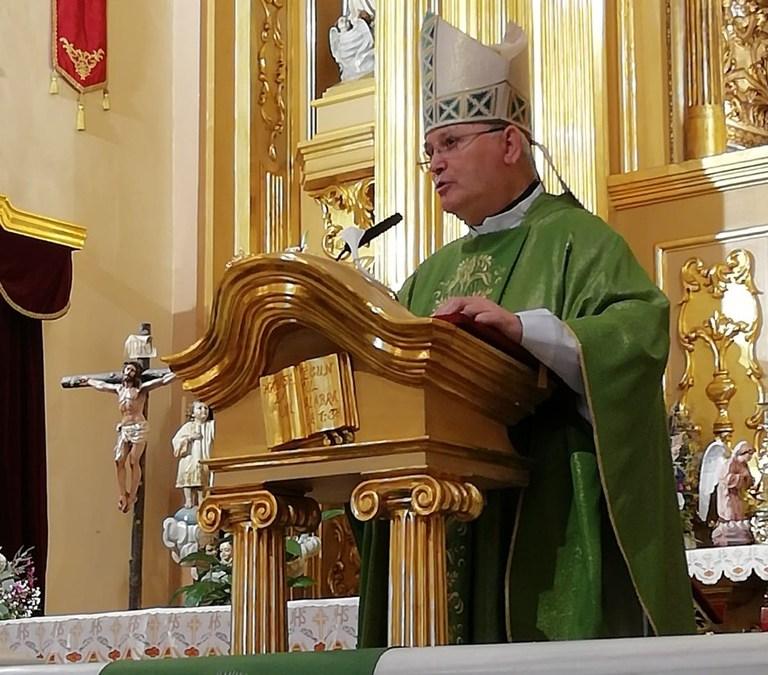 Mensaje del Obispo de Cuaresma y Semana Santa 2021