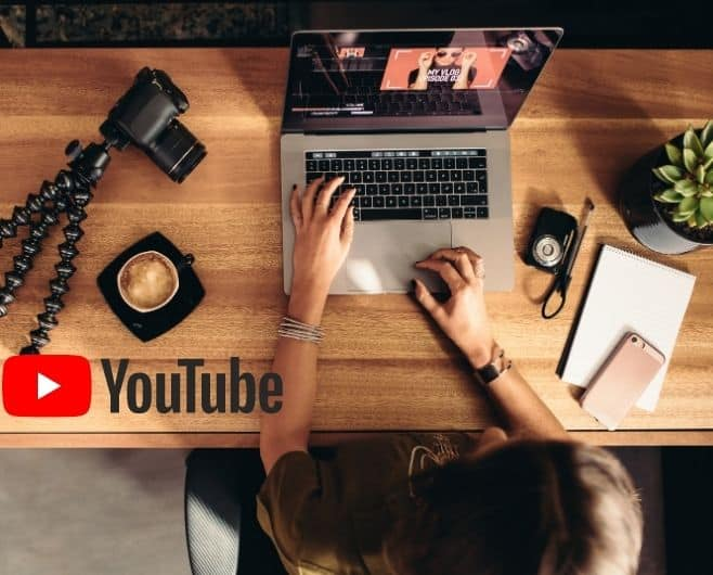 Aide gestion chaine Youtube