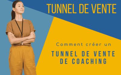 Comment créer un tunnel de vente de coaching