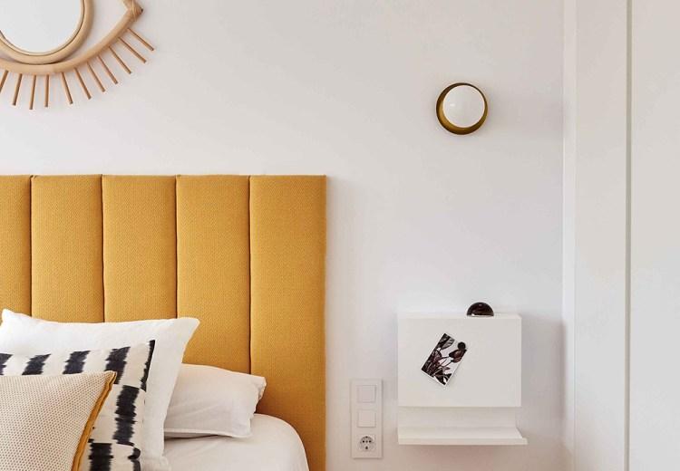 piso en el barrio de la latina de Madrid que Deleite Design ha reformado y decorado