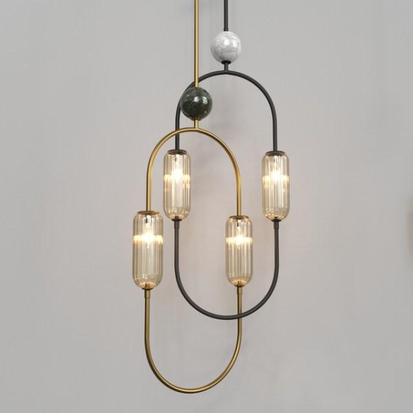 lámpara colgante Clip de Aromas del campo