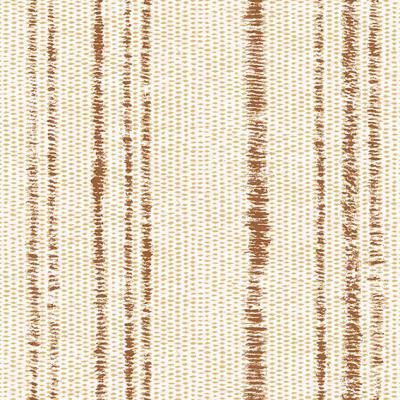papel pintado Cordes color teja de Tres Tintas