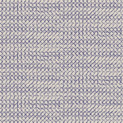 papel pintado enea en azul de tres tintas