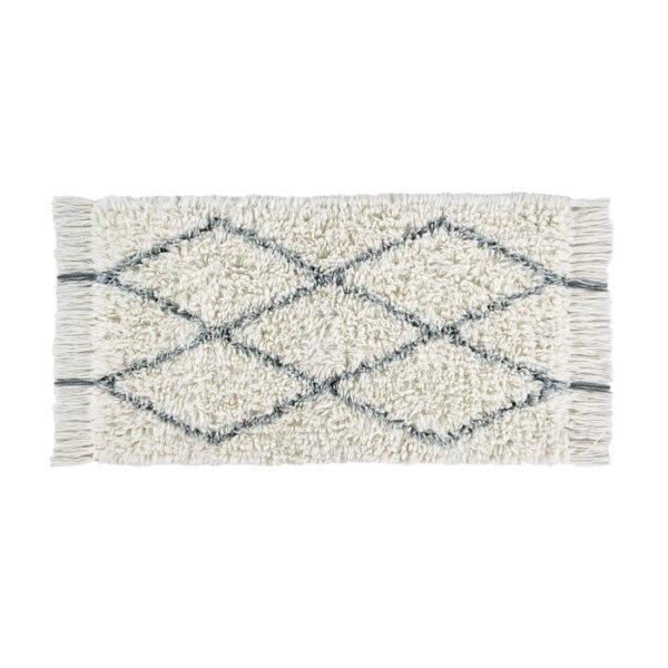 Alfombra de lana lavable Woolable Berber de Lorena Canals tamaño S