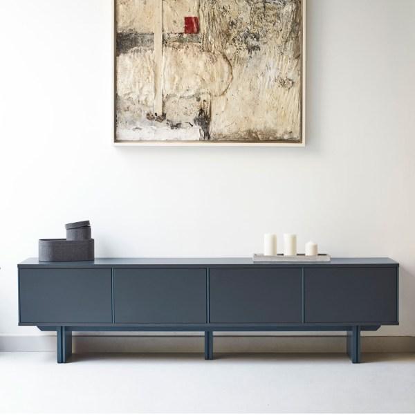 mueble de tele estilo oriental