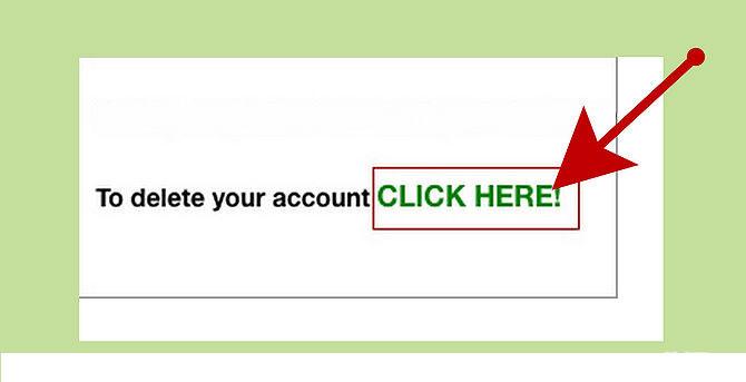 POF Delete account