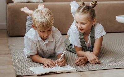 Wat je moet weten over linkshandige kinderen