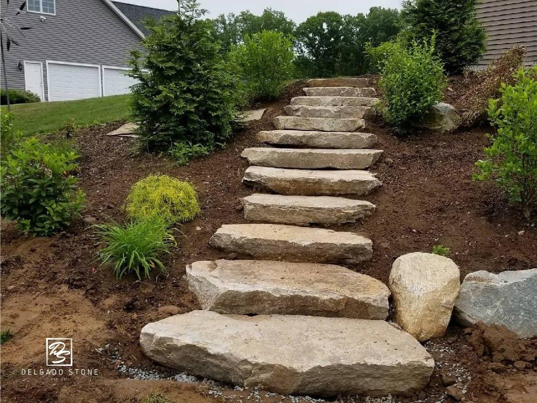 landscaping stone big impact;