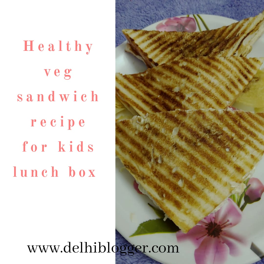 maharaja whiteline panini sandwich maker,veg sandwich recipe,delhi blogger