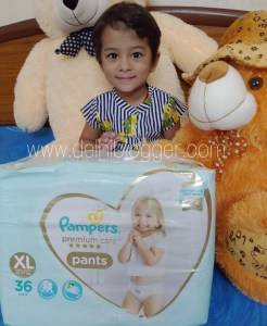 pampers premium care pants,pampers,delhiblogger