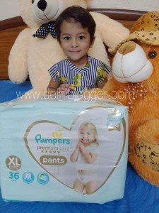 pampers premium care pants,pampers review,delhiblogger