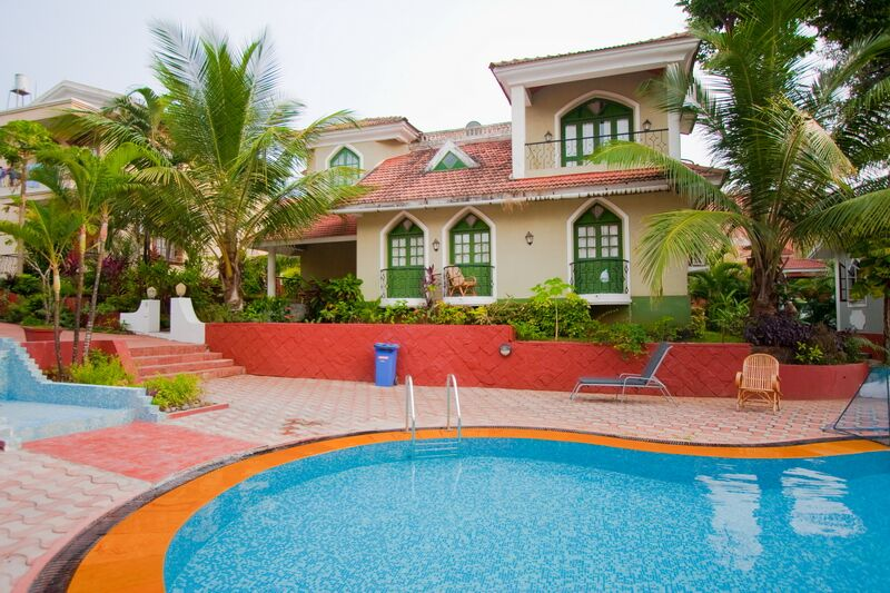 goa villa estate,goa villa