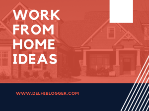 delhiblogger,work from home