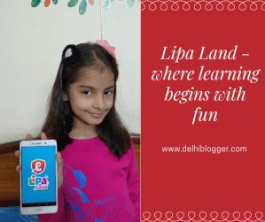 lipa land,lipa land app,delhiblogger