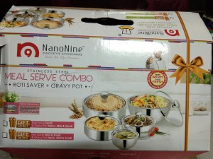 nanonine,nanonine meal serve combo,nanonine dinner set,best dinner set,delhiblogger