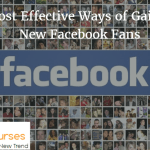 3 Cost Effective Ways of Gaining New Facebook Fans