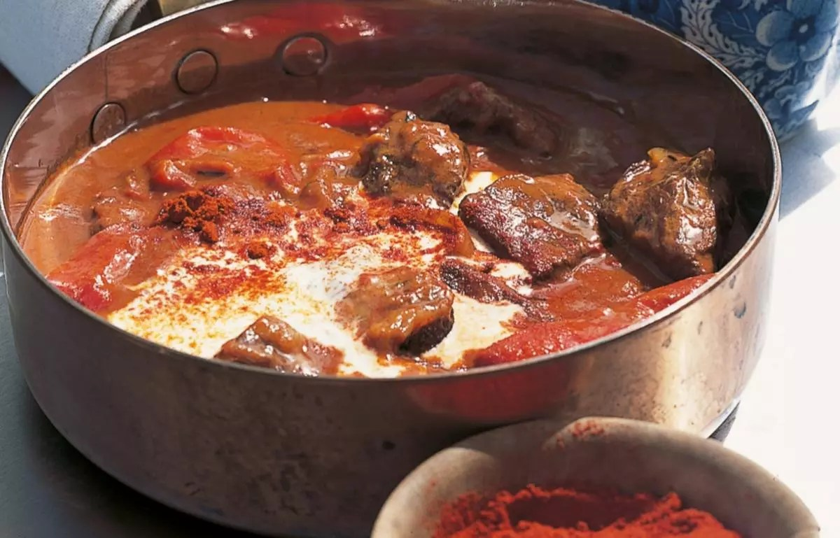Braised Beef Goulash With Smoked Pimenton Recipes