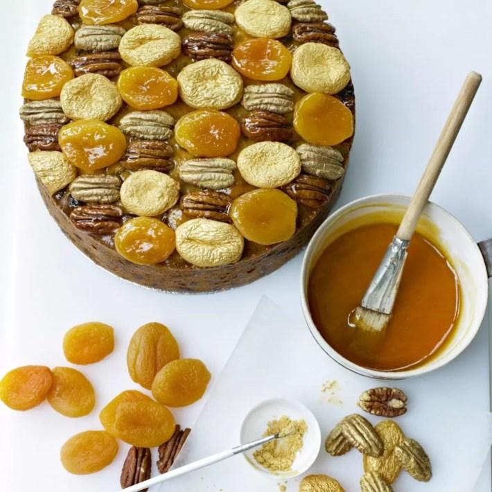 Light Fruit Cake Recipe Bbc