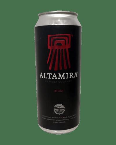 Cerveza Artesanal Altamira Stout