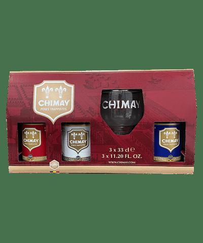 Chimay pack Trilogia