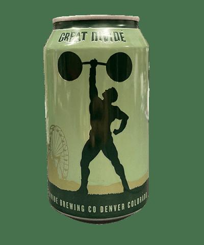 Cerveceria Great divine doble ipa de estados unidos