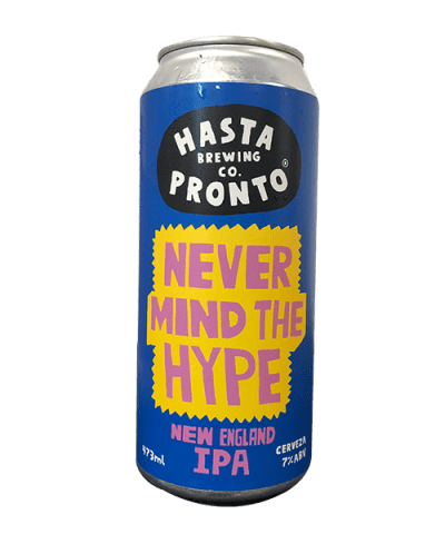 Hasta Pronto NEIPA