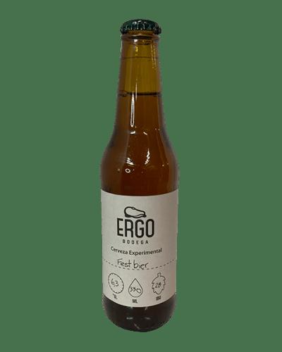 Cerveza Artesanal ERGO