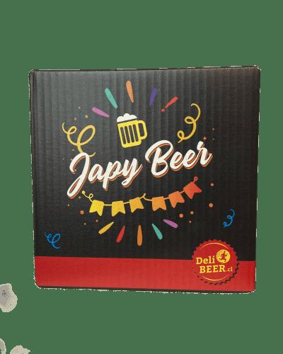 caja cumpleaños cervezas artesanales