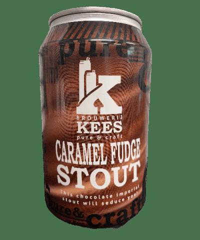 KEES Caramel Fudge Stout ESTILO: Chocolate Imperial Stout