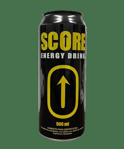 Energética Score Negra
