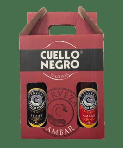 Six Pack Cuello Negro de Valdivia