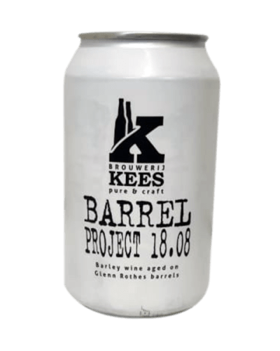Cerveza Artesanal Kees Barrel Project 18.08