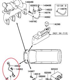 l400 4m40 crank angle sensor [ 960 x 1210 Pixel ]
