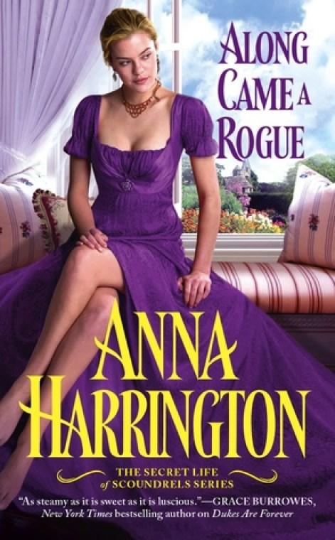 anna harrington