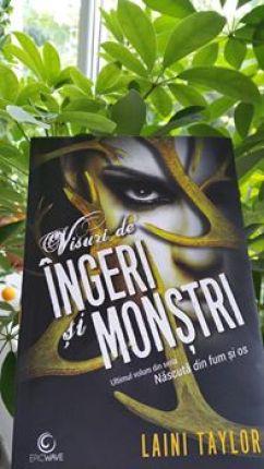 Visuri de ingeri si monstri - Laini Taylor - Libris