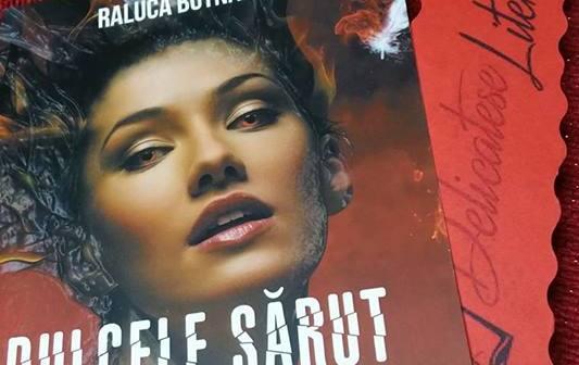 Dulcele sărut al morții vol.1 de Raluca Butnariu, Editura Librex Publishing – recenzie