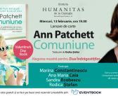 """Lansare de carte: """"Comuniune"""" de Ann Patchett, alegerea Humanitas Fiction pentru Ziua Îndrăgostiților"""