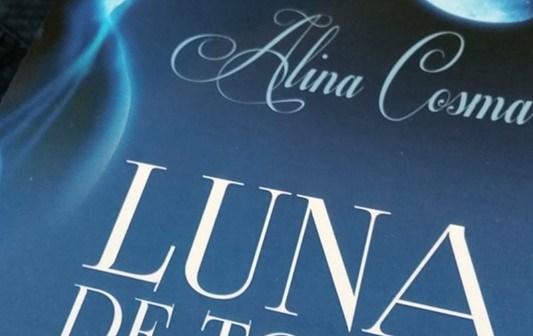 Luna de topaz de Alina Cosma, Editura Primus – recenzie