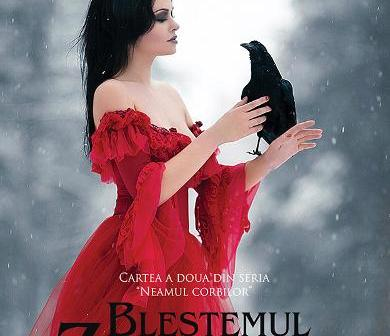 Blestemul zorilorde Lavinia Călina, Editura Herg Benet – recenzie