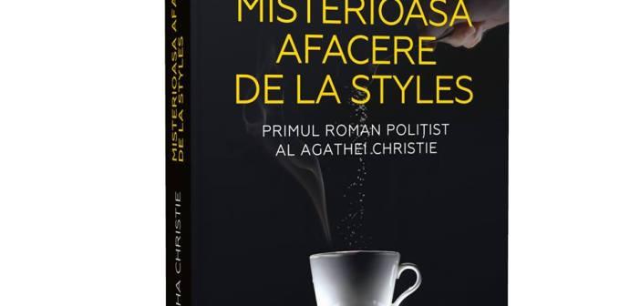 Misterioasa afacere de la Styles de Agatha Christie, Editura Litera, Colecția Buzz Books – recenzie