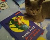 Aniversarea pisicii asasine de Anne Fine, Editura Paralela 45, Seria Pisica asasină – recenzie