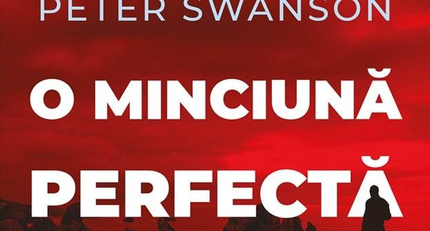 O minciună perfectă de Peter Swanson, Editura Litera, Colecția Buzz Books