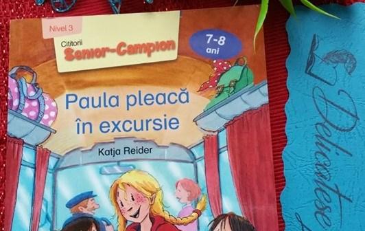 Paula pleacă în excursie de Katja Reider, Editura DPH – recenzie