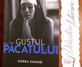 Gustul păcatului – seria Confesiunea unui preot de Sierra Simone, Editura Bookzone – recenzie