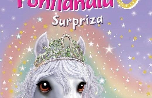Surpriza – seria Prinţesele din Ponilandia de Chloe Ryder, Editura Paralela 45 – recenzie