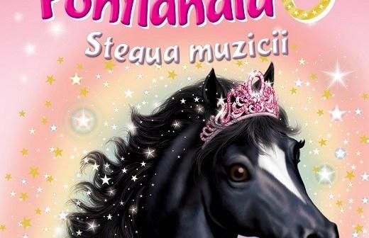 Steaua muzicii – seria Prinţesele din Ponilandia de Chloe Ryder, Editura Paralela 45 – recenzie