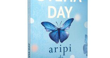 Aripi de brumă de Sylvia Day, Editura Litera, Colecția Blue Moon