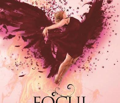 Focul îngerilor de L. A. Weatherly, seria Îngeri, Editura RAO – recenzie